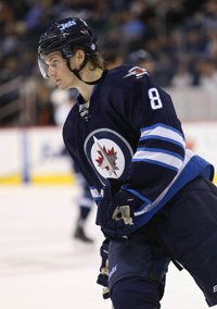 NHL: Anaheim Ducks at Winnipeg Jets