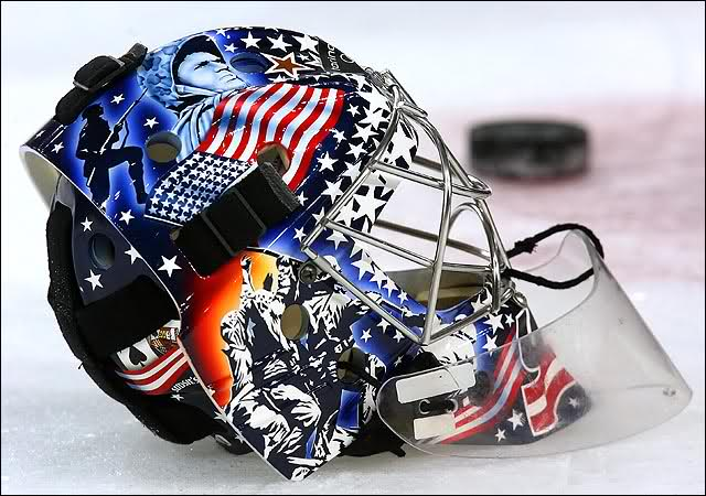 Photos Usa Hockey Goalie Masks Through History The United States