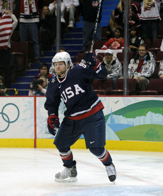 OLYMPICS: Mens Hockey-USA vs Finland