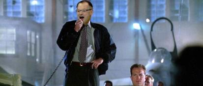 From Matt L. -- President Bylsma prepares for air assault.
